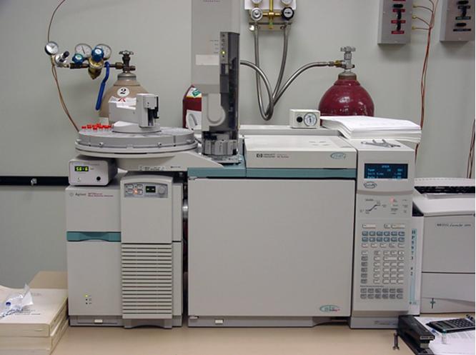 Plynová-chromatografia