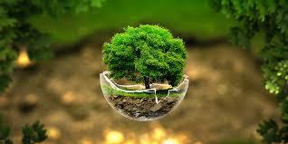 nature strom v bubline
