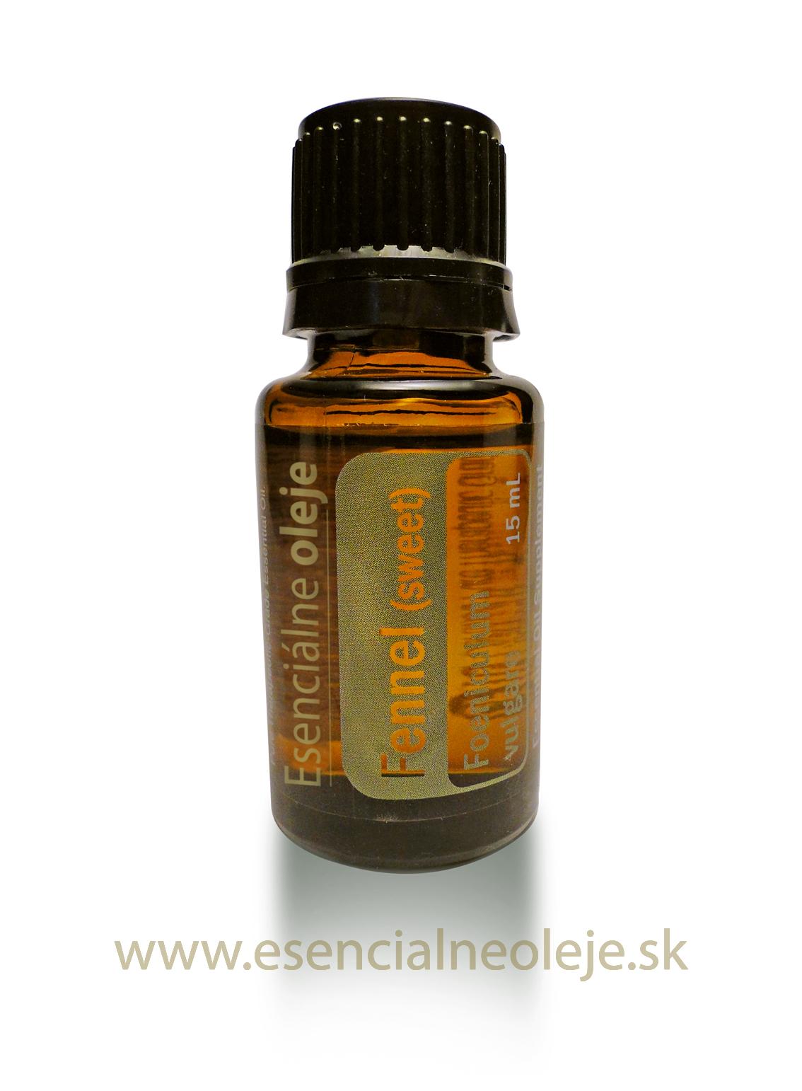 Fenikelový esenciálny olej
