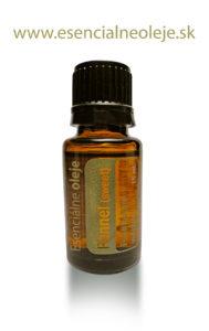 obr. fenyklový esenciálny olej