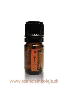 obr. Arborvitae - esenciálny olej