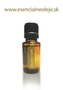 obr. majorankovy esencialny olej