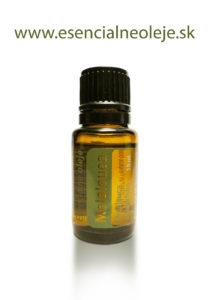 obr. cajovnikový esencialny olej