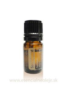 Santalový esenciálny olej