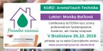 KURZ: AromaTouch Technika Bratislava